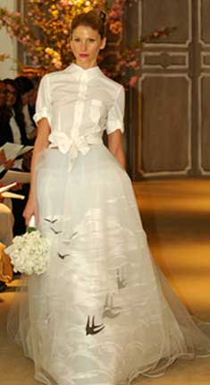 Wedding Gowns- Wonderful Wedding Dress Designers 7