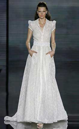 Wedding Gowns- Wonderful Wedding Dress Designers 8