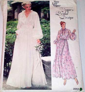 StyleFile 14 Vintage Wedding Dress Patterns