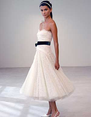 Wedding Gowns- Wonderful Wedding Dress Designers 4