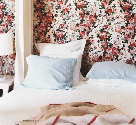 Then Now The Romance Of Chintz Nibs