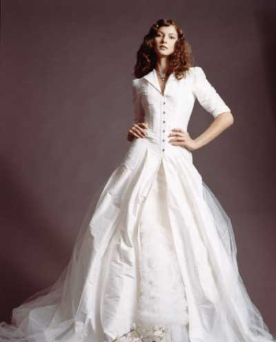 Wedding Gowns- Wonderful Wedding Dress Designers