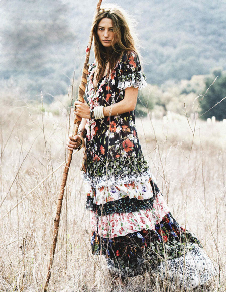 Hippie Fashion Image