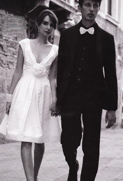 Short Wedding Formal Dresses