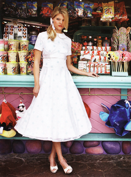 What could be more fun than a polka dotted wedding dress polkadotbrideopt