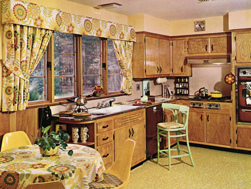 design dilemma what should i do with a 1970 s kitchen nibs