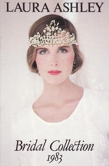 Laura Ashley Brides- 1983   NIBS