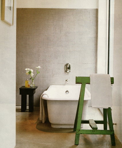 Inspiration. Get The Look  6  Modern Country Bathroom   NIBS