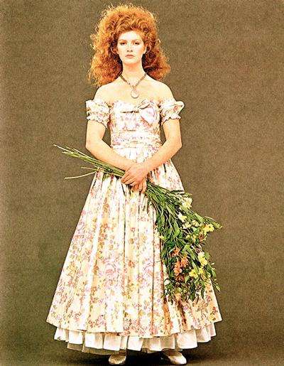 Victorian Inspired Wedding Dresses