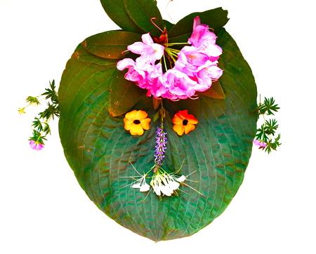 gardenfacewithflowersleaves-opt