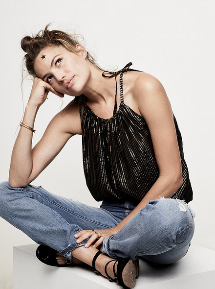 madewell-jeans-shimmer-top