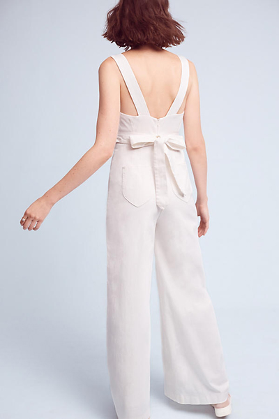 anthropologiewhitechinojumpsuit